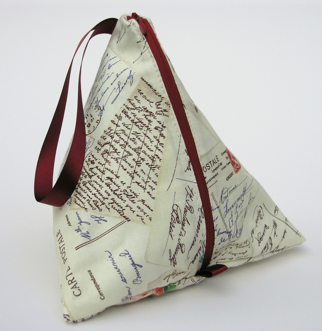 Love Letters  Pouch