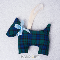 Scottie Dog Lavender Bags