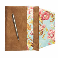 A5 Suedette Notebook cover