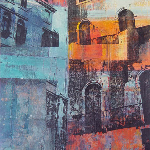 Venetian dwellings (Size 1 Limited Edition Print)