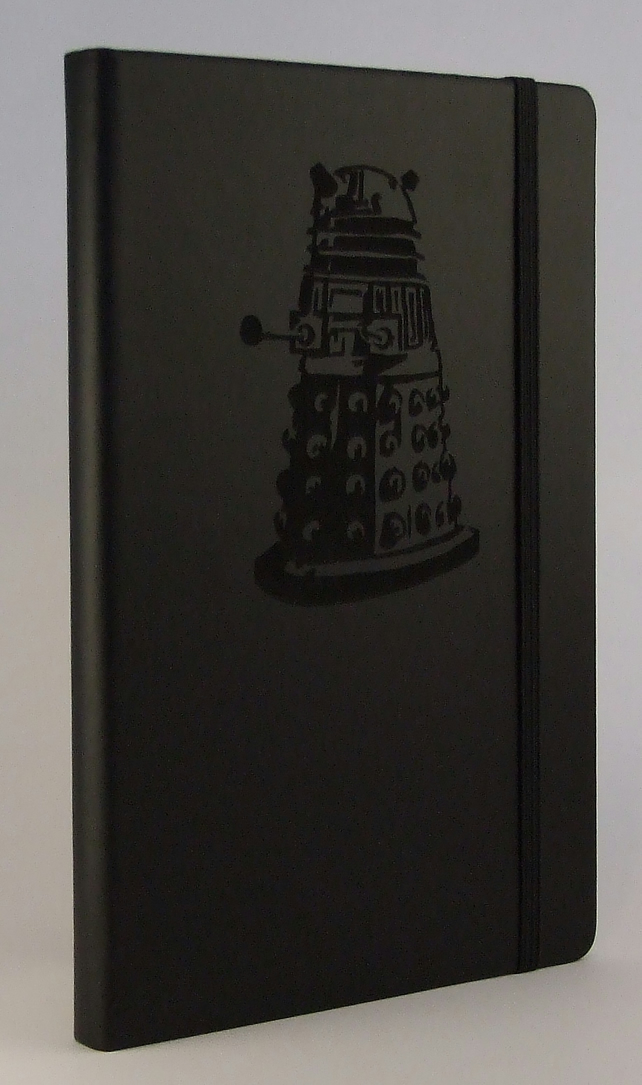 Black Darlek Notebook