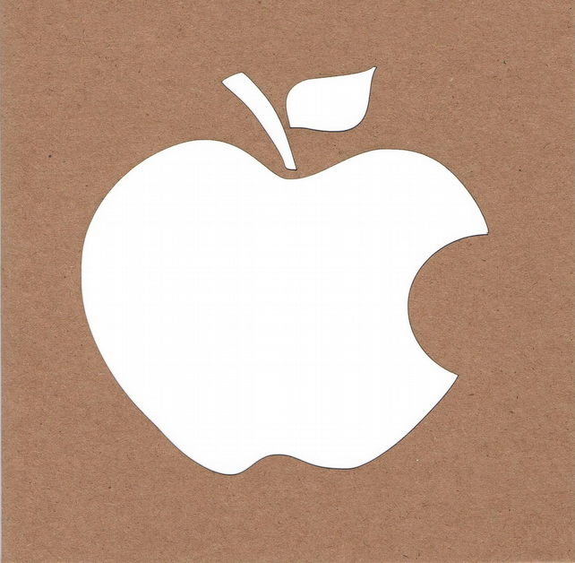 Apple (Teacher) Card