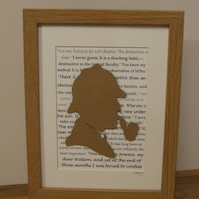 Mounted Sherlock Holmes picture