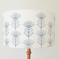Pincushion Flower : Large Lampshade