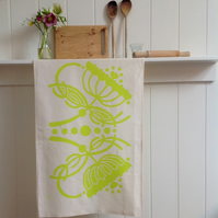 Kitchen Garden Collection Fennel Tea Towel