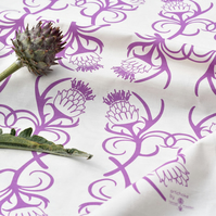 Kitchen Garden Collection Artichoke Tea Towel