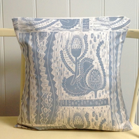 Banksia Block Printed Cushion