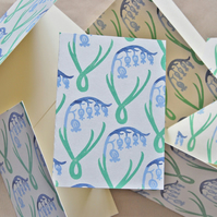 Bluebell Notelet Bundle