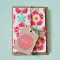 Hellebore Notelet Bundle