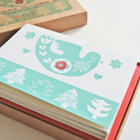 Boxed Bundle Christmas Dove