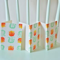 Tulip Notelet Bundle