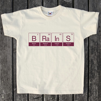 Kids T-Shirt - Brains