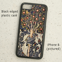 iPhone or Samsung Galaxy case - William Morris - Woodpecker Tapestry