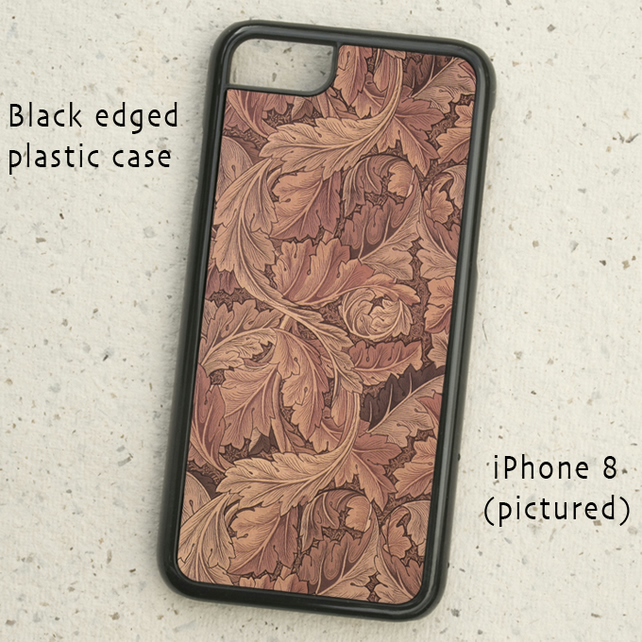 iPhone or Samsung Galaxy case - William Morris - Acanthus