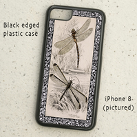 iPhone or Samsung Galaxy case - Dragonfly