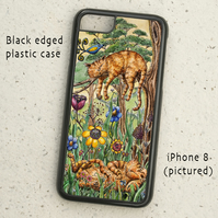 iPhone or Samsung Galaxy case - Lazy Sunday - Ginger Cats