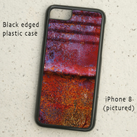 iPhone or Samsung Galaxy case - Well Oiled - Abstract Detail