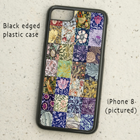 iPhone or Samsung Galaxy case - Patchwork - William Morris