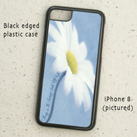 iPhone or Samsung Galaxy case - Daisy - Flower