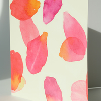 Watercolour Petals