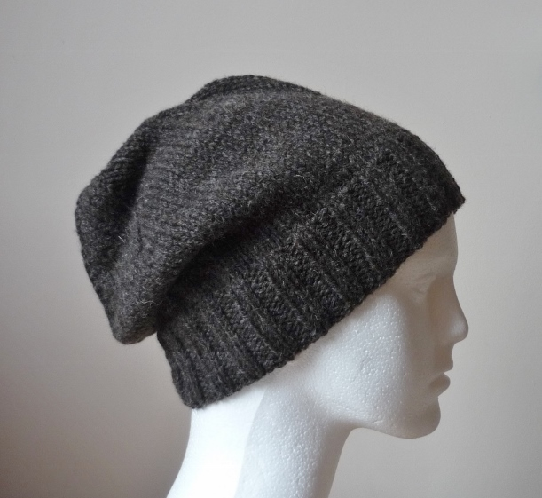 d3a8747977bf3 MADE TO ORDER men s hats - Guys slouchy beannie... - Folksy