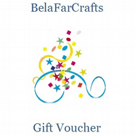 Gift Voucher for BelaFarCrafts - Gift certificate - 15GBP