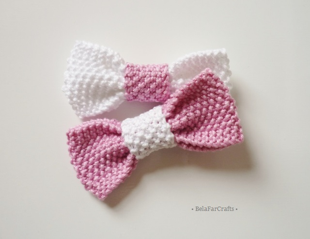 Twins gift set - Photo shoot bows - Mother & daughter present