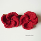 Poppies brooches (2) - Men's lapel flower - Poppies for Remembrance Day