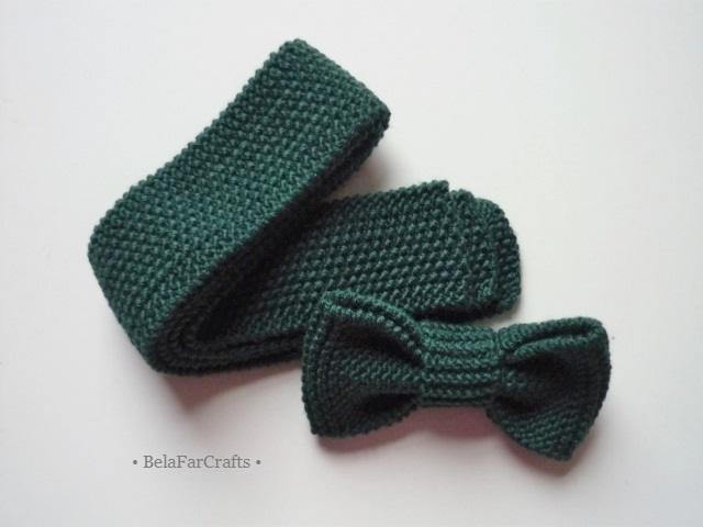 Tie and bow gift set - Present for twins - Toddlers' necktie - First Communion