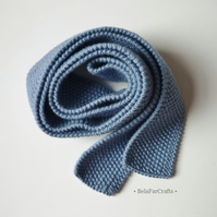 Men's wool necktie - Suit accessories - Father's Day - BelaFarCrafts ties