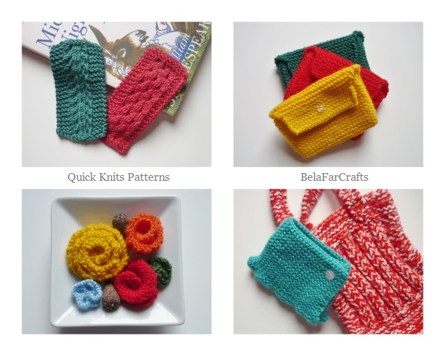 KNITTING PATTERN - Quick Knits - Knitting for kids - Beginners tutorials