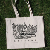 canvas bag - Bristol