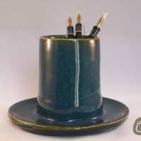 Desk Tidy - Midnight Blue - Pencil Pot