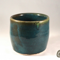 Midnight Blue Cup-Mug - no handle