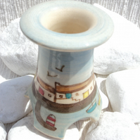 Ceramic Pie Funnel or Pie Bird - Harbour Design