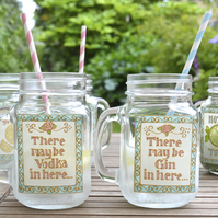 There may be... Drinking Jars