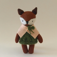 Autumn Fox - Fox plush