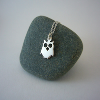 Owl necklace, animal jewellery, delicate jewellery, cute animals