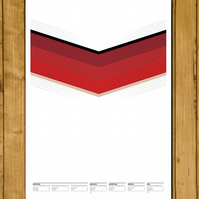 "Germany - World Champions 2014 - Deutschland Kit Poster (A3 or 11x17"")"
