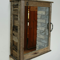 Drift Wood Bathroom Cabinet