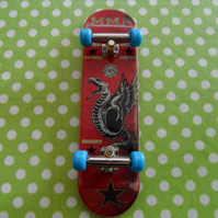 Brooch  Skateboard complete with Wheels Acrylic     Various Designs available