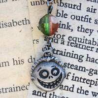 Lock Shock Barrel Disney Nightmare Before Christmas Halloween Necklace