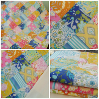 patchwork quilt, single quilt, patchwork throw,