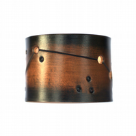 Mens leather cuff bracelet Aries March 21st – April 19th