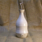 Large Olive Oil Bottle - Hand Thrown Ceramic Pottery