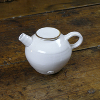 Teapot - Hand Thrown Pottery