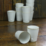 Wine Cups - Hand Thrown