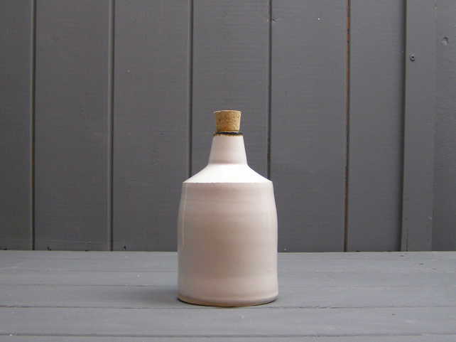 Decanter  - Hand Thrown Pottery