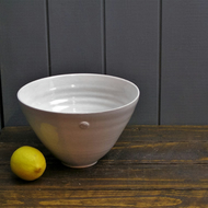 Large bowl  - Hand Thrown Pottery