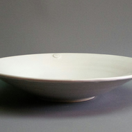 Large Serving Charger - Hand Thrown Ceramics